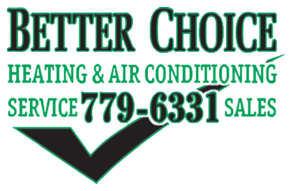 Best Choice Home Inspections endorses Better Choice Heating & Air Conditioning Inc