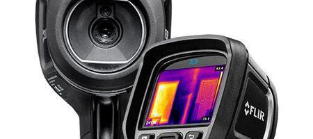 Flir E5 Infrared Camera